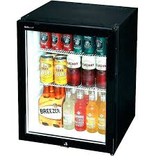 beverage fridge costco beverage refrigerator built in