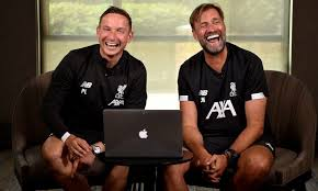 As for what constitutes a meme? Moments And Memes Klopp And Lijnders Champions League Lookback Liverpool Fc