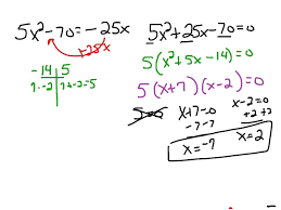 most viewed thumbnail solve quadratics by factoring