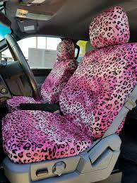 animal print seat covers