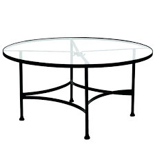 48 round glass table top inch round glass table top ow lee dining topper 48 inch