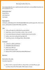 Student Resume Objectives Haadyaooverbayresort Com