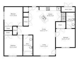 3 bedroom floor plan design three bedroom flat plan floor plan of 3 bedroom flat homes