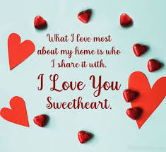No one predicted that we would fall in love this way. 100 Romantic Love Messages For Wife Wishesmsg