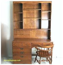 desk maple with hutch and chair secretary lee ethan allen