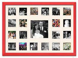 photo collage frame holds 21 photos