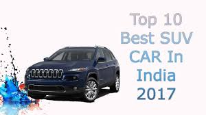Top Best Suv Car In India Under Lakhs Mileage