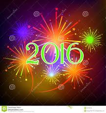 happy new year 2016 with fireworks. Modren New Happy New Year 2016 With Fireworks Holiday Background In New Year With Fireworks Y