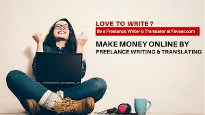 be a lance writer and get paid for doing what you love favser be a lance writer and get paid for doing what you love the number of people who aspire to become lance writers is astonishing
