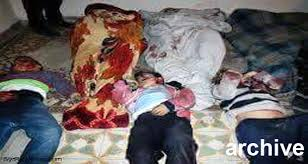 Image result for al-Zara massacre PHOTO