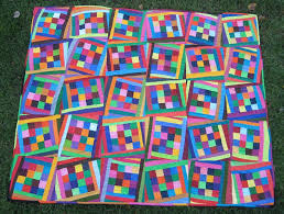 Saturday Special: Tilted Squares and an I Ching Quilt-Along ... & This is Tilted Squares ... Adamdwight.com