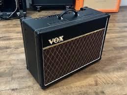 vox ac15 c1 custom green back 12