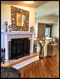 large of antique home rustic fireplace decor mirror living room fireplace rustic fireplace decor mirror living