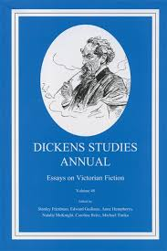 dickens studies annual essays on victorian fiction cover image for dickens studies annual essays on victorian fiction