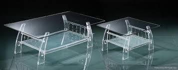 plexiglass furniture. PLEXIGLASS ACRYLIC CLEAR COFFEE TABLE 1 Plexiglass Furniture S