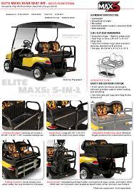 description max5 rear seat