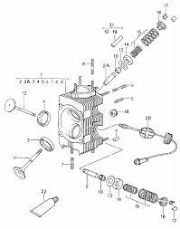 buy porsche 964 911 1989 94 engine valves guides springs zoom in 2