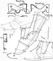 Shoe Pattern Classy George Koleff Shoemaking Books