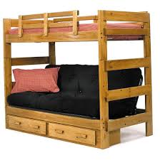 Loft Bed With Sofa Bunk Bed Couch Destroybmxcom