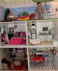 american girl furniture ideas. all dolled up by terry darling dollhouse with great ideas for making a beautiful american girl furniture