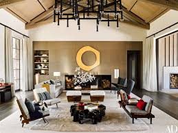 amazing living room. 10 More Amazing Living Room Rugs In Architectural Digest I