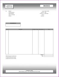Blank Invoices Pdf Sample Invoice For Independent Contractor With Free Blank Invoice 17