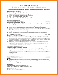 Resume Templates For Maintenance Worker Best Of Resume Objective