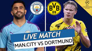 🔴🔵🇩🇿[ DIRECT / LIVE ] MAN CITY - DORTMUND // 🇩🇿 MAHREZ BUTEUR? //  CHAMPIONS LEAGUE // UCL - YouTube