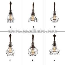 industrial style pendant lighting. decorative pendant lighting vintage industrial style lights edison bulb with wooden wire cage light r