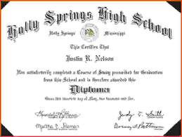 15 High School Diploma Template Invoice Template