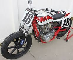 flat track xs650 motorcycles for sale