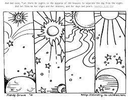 Printable Bible Stories For Children Coloring Printable Bible Story