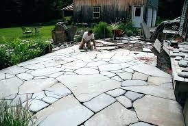 flagstone patio cost. Beautiful Patio Square Flagstone Patio Exellent Bluestone Patio Costs Cost Blue  Stone Labor And Inside Flagstone Patio Cost