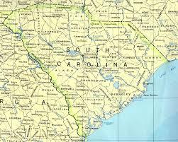 south carolina maps  perrycastañeda map collection  ut library