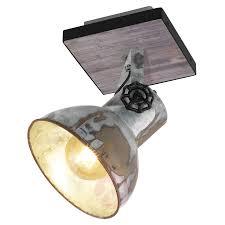 Plafondlamp Barnstaple Industrieel Design 1 Lamp