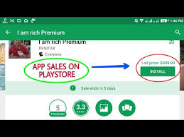 App Sales Playstore App Sales Paid Apps For Free Youtube
