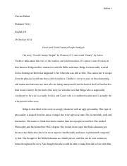 good country people essay good country people do they really  5 pages english 1b paper 2
