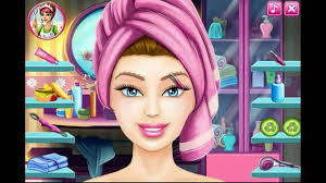 barbie party make up game exclusive video game barbie