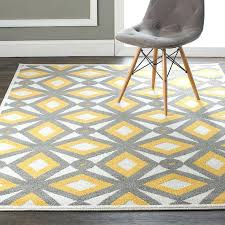 gray yellow area rug yellow gray brown area rug gray yellow area rug