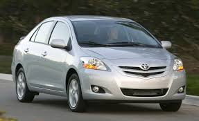 2008 Toyota Yaris Sedan best image gallery #8/27 - share and download