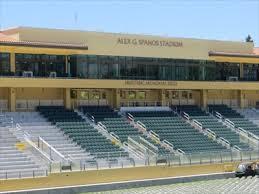Spanos Theater Seating Chart Alex G Spanos Stadium San Luis Obispo Ca Wikipedia