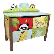 jungle themed furniture. Fantasy Fields - Sunny Safari Toy Chest DISTY CONNECTIONS INC Toys\ Jungle Themed Furniture H