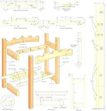 wine glass rack plans. Build Wine Rack Plans Your Racks Own . Glass