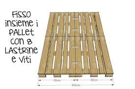 Progettare Con I Pallet Come Costruire Un Letto Riciclando Pallet