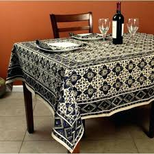 details about cotton veggie dye geometric tablecloth rectangle square round table linen green round tablecloth on