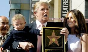 the answer is no bill cosby s hollywood walk of fame star is image donald trump hollywood walk of fame ceremony