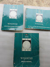 ford windstar manual ebay 1998 Ford Windstar Wiring Schematic 1998 ford windstar service repair manual oem factory dealership workshop 1998 ford windstar wiring schematic