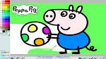 Свинка пепа раскраски онлайн игры