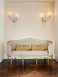 Gracious Dp Jamie Herzlinger French Hallway Settee V in Wall Decoration  Ideas