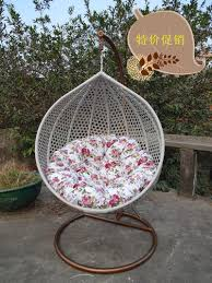 2018 outdoor hanging basket swing rattan chair balcony rocking chair indoor cradle hanging chair bird cage single hanging from grenda288